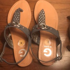 Guess size 8 sandals